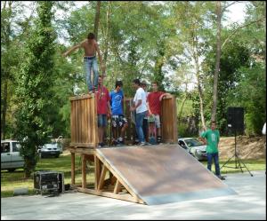 Skate Park Donzac