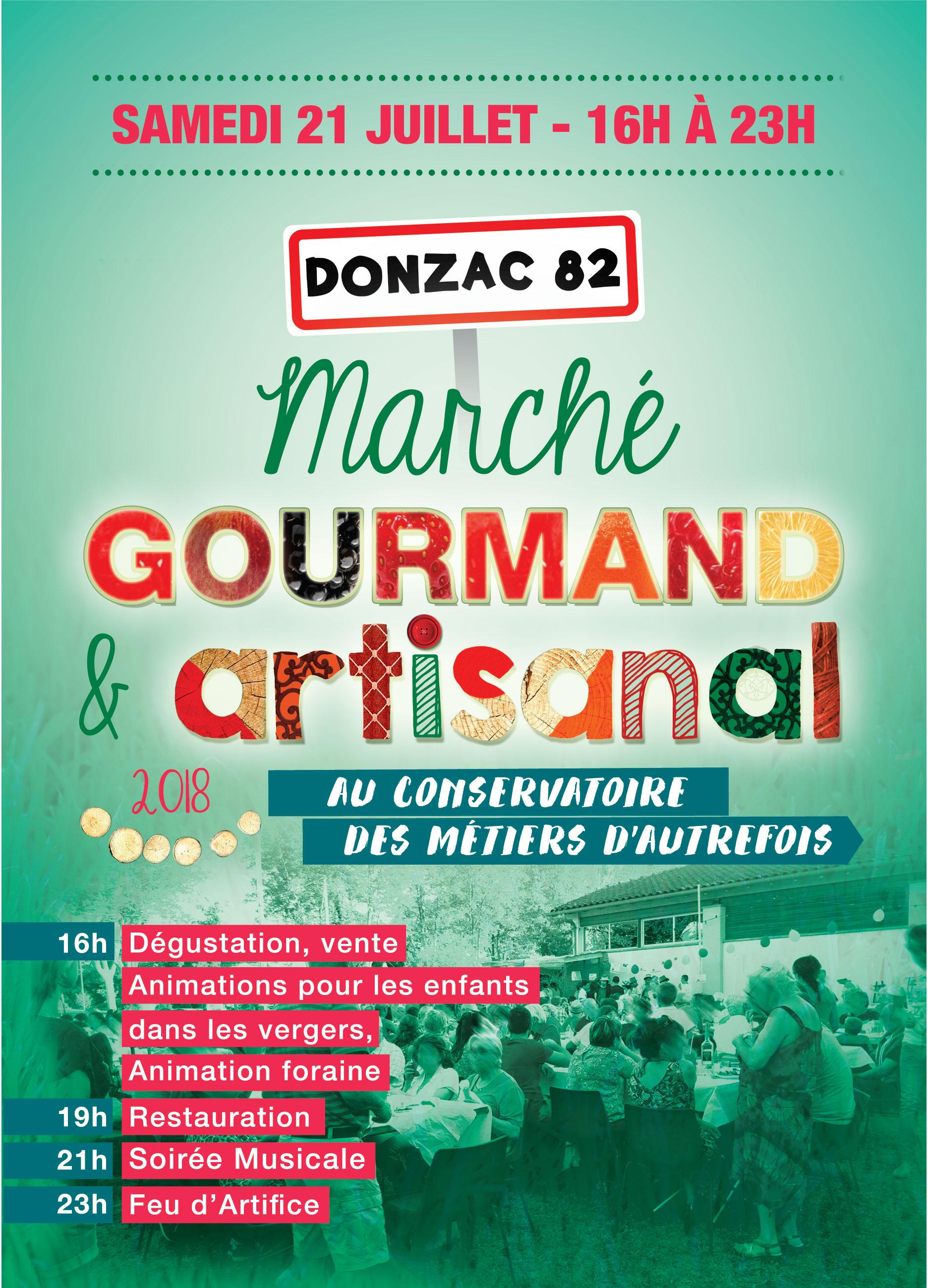 Etude De Marche Artisan Electricien marchÉ gourmand et artisanal - mairie de donzac