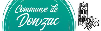 Mairie de Donzac